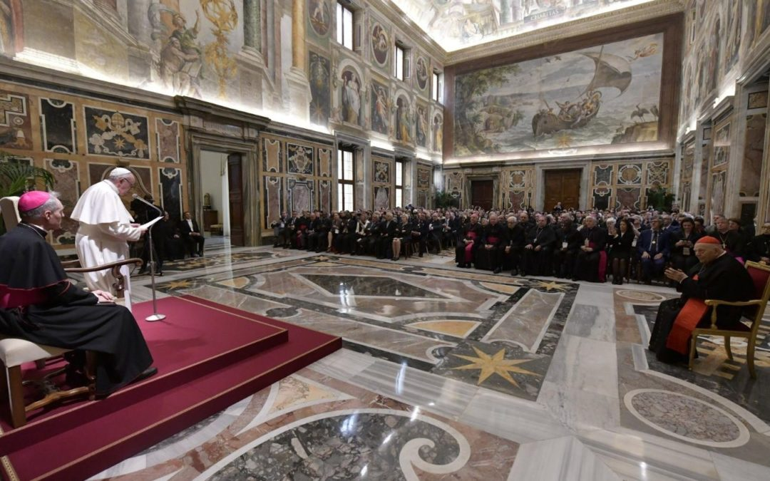 Pope on artificial intelligence: Technology is a human charactercteristic – Vatican News