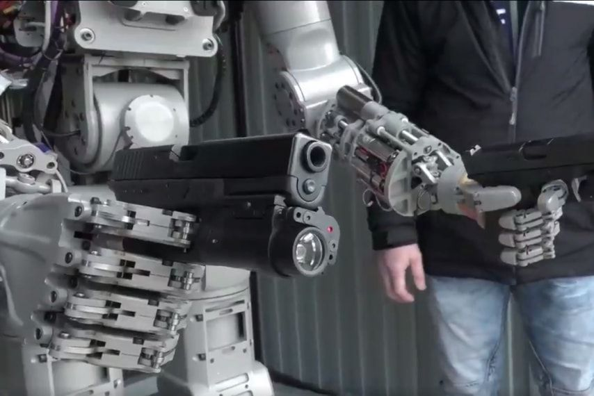 U.S. Is Losing To Russia And China In War For Artificial Intelligence, Report Says